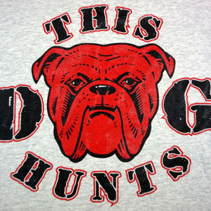 54152dfc Fruit of the Loom Shirts - VTG 90s Red Dog Beer T Shirt This Dog Hunts